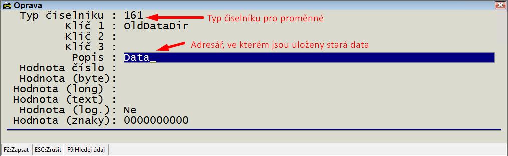 Návod - proměnná olddatadir2.png